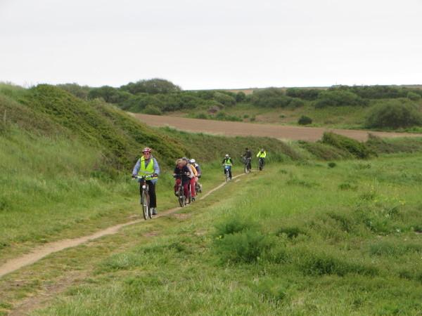 Balades en vélo en Pays de Lorient