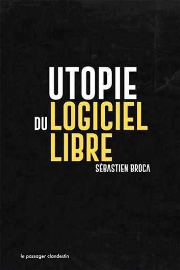 Utopie du logiciel libre (couverture)
