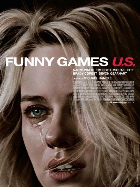 Funny Games U.S. (affiche)