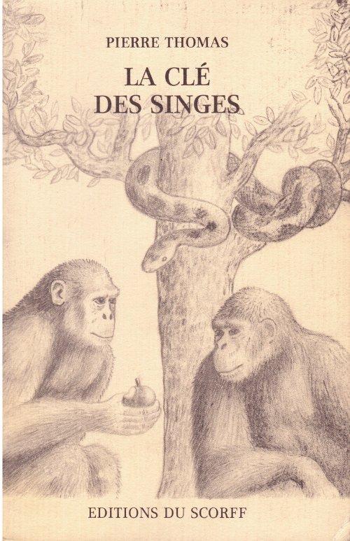 Pierre Thomas «La clé des singes»