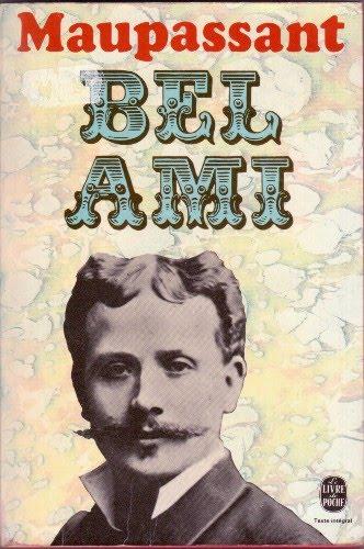 Bel Ami (couverture Le Livre de Poche)
