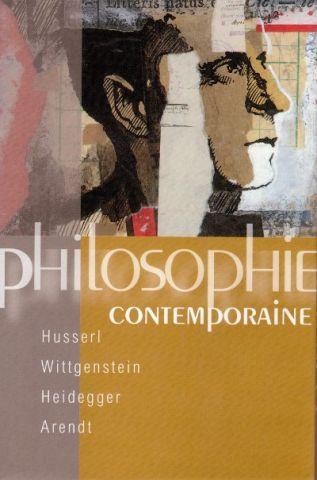 Philosophie contemporaine (Françoise Kinot)