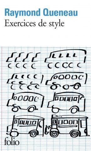 Raymond Queneau «Exercices de style»