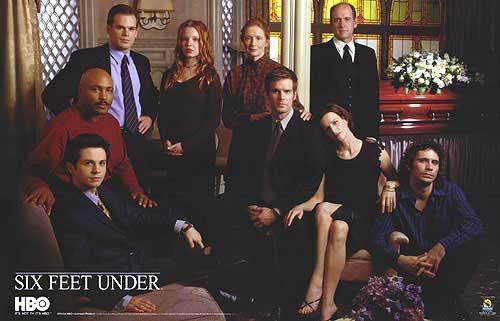 Six Feet Under, les cadavres exquis de la famille Fisher