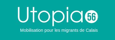 Aider les migrants de Calais avec Utopia 56