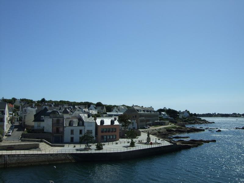Bord de mer Concarneau
