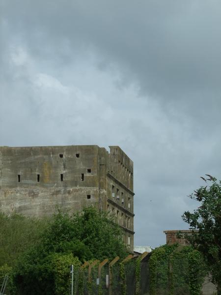 Bâtiment datant de la seconde guerre mondiale, Keroman, Lorient