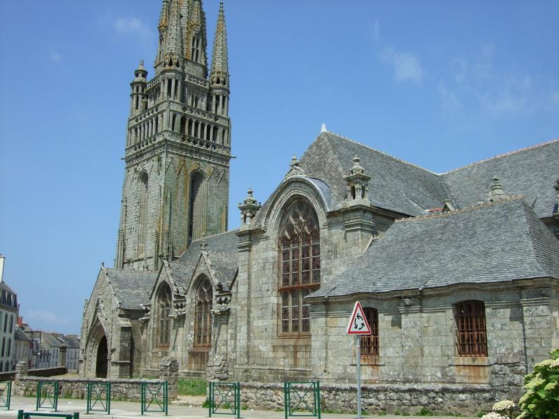 Vieille église Douarnenez
