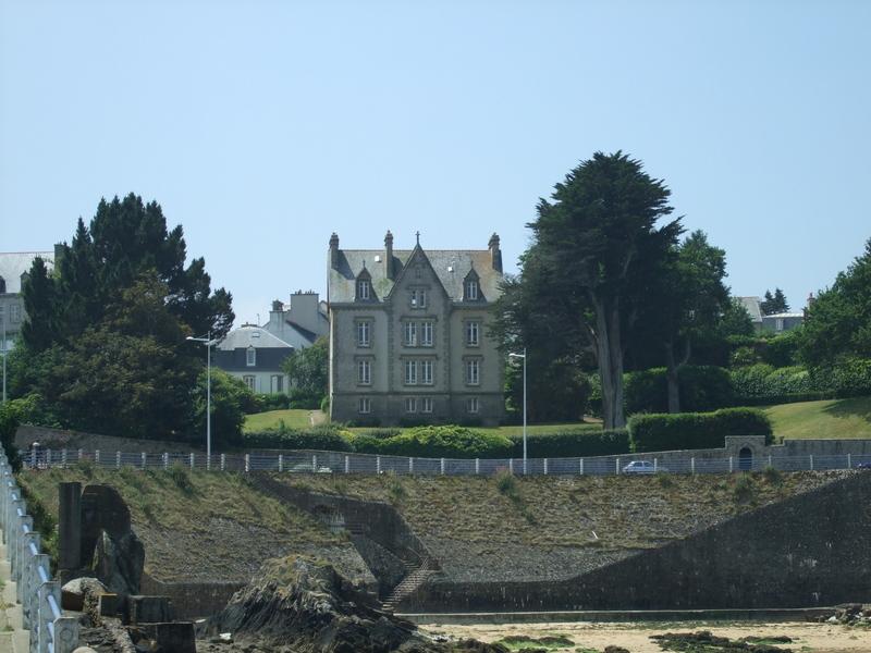 maison en pierre Douarnenez
