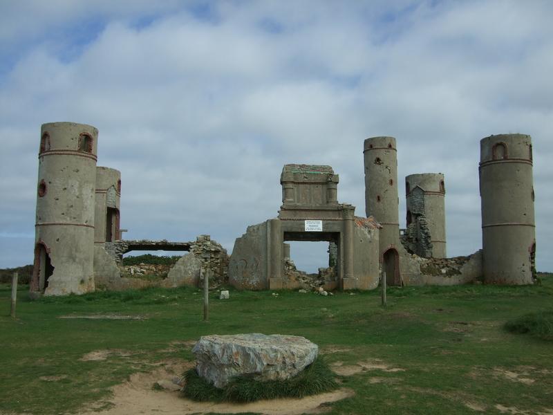 Ruines du manoir de Saint-Pol-Roux-le-Magnifique (Camaret-sur-Mer)