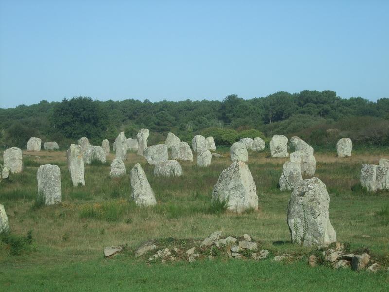 Alignement de menhirs Carnac