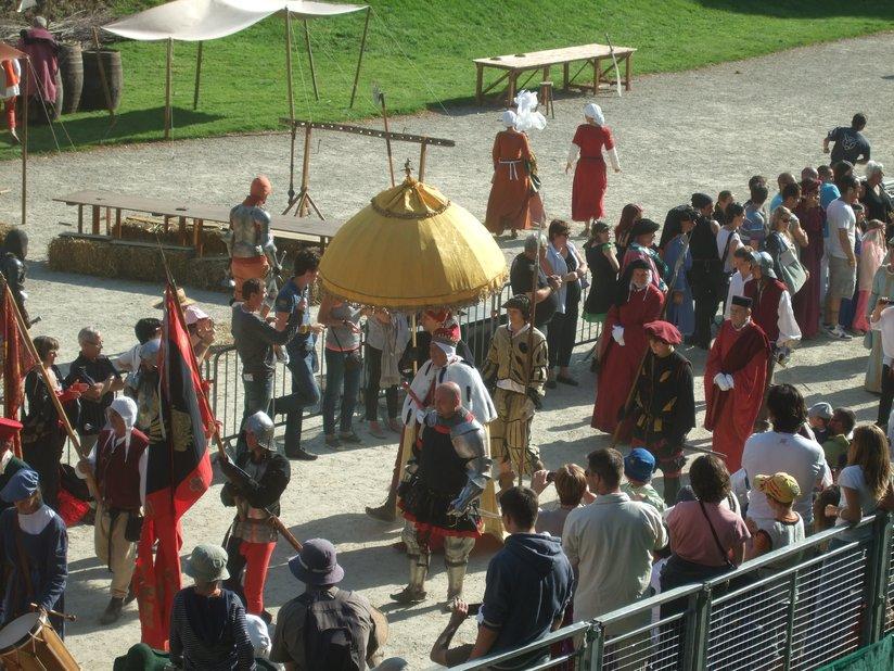 Fête des remparts à Dinan