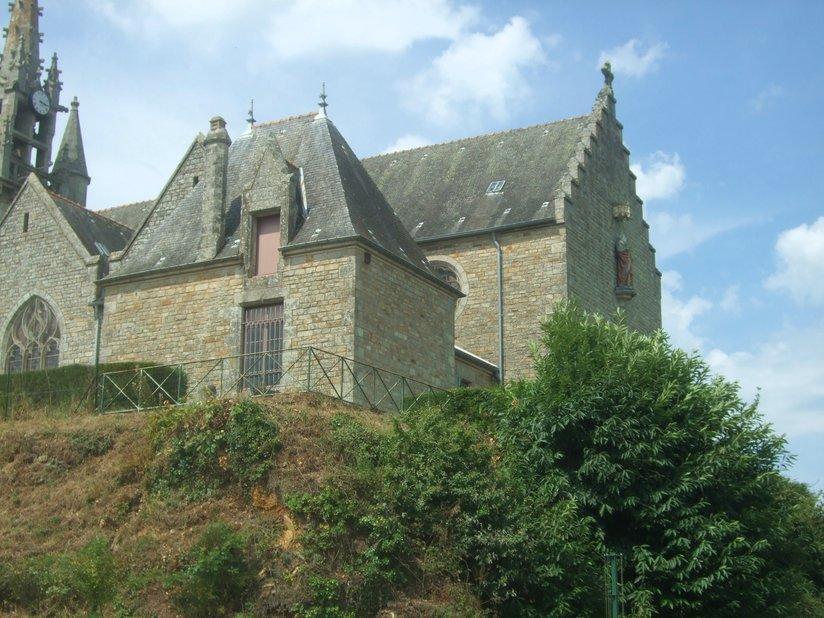 Le Roc-Saint-André (église)