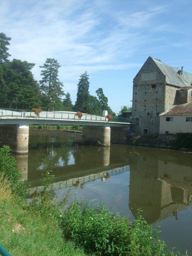 Pont village de Malestroit