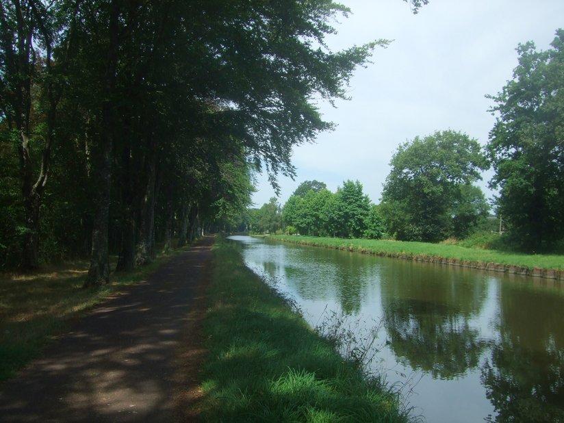 Entre Malestroit et le Roc-Saint-André