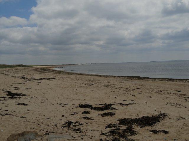 Grande plage pointe de Gâvres 2013