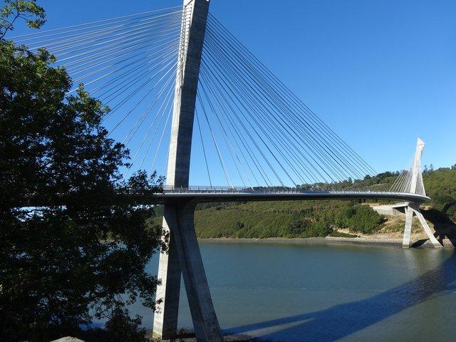 Pont de Térénez (vue en longueur)