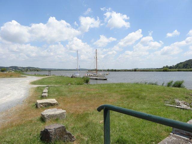Cours d'eau Port de Foleux (Béganne)